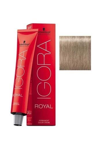 Schwarzkopf Igora Royal No:9-1 Küllü Sarıl Saç Boyası Sarı